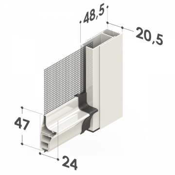 rolo vertikalni komarniki irene_45-003